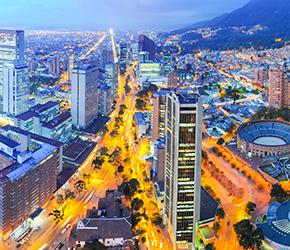 vuelos de Medellín a Bogotá
