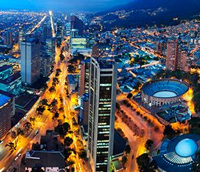 Hoteles/ en Bogotá